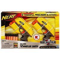 Nerf N Strike Scout Ix-3 (Скаут) набор из 2-х штук