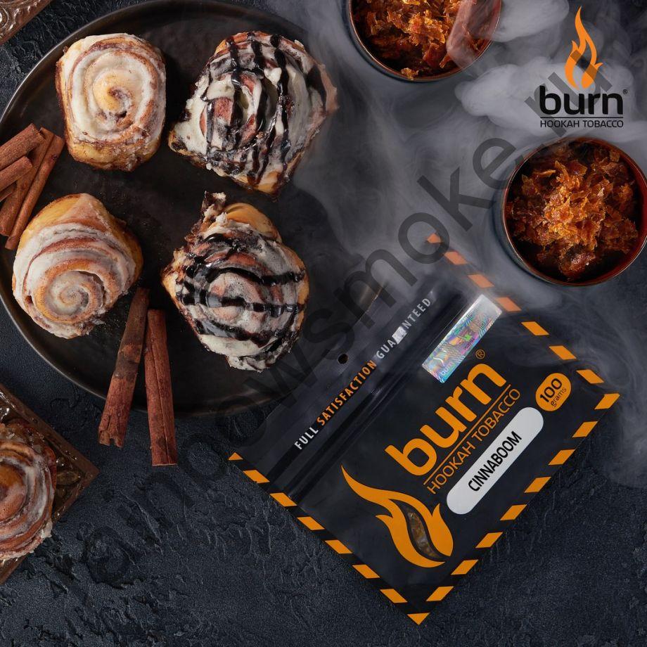 Burn 20 гр - Cinnabon (Булочка с корицей)