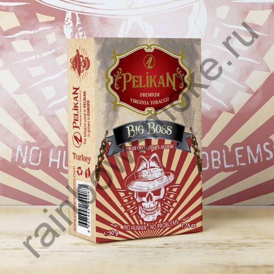 Pelikan 50 гр - Big Boss (Большой Босс)