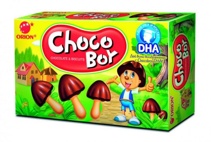 Печенье Чоко-Бой Орион 100г