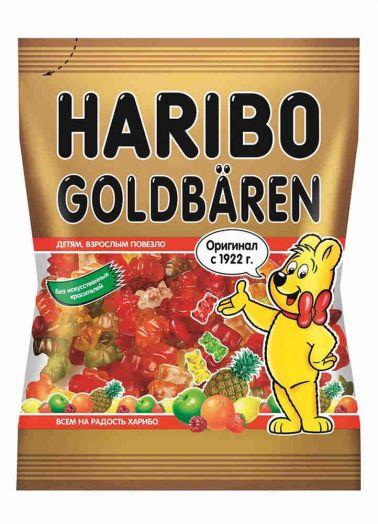 Мармелад Золотые мишки 140г Харибо