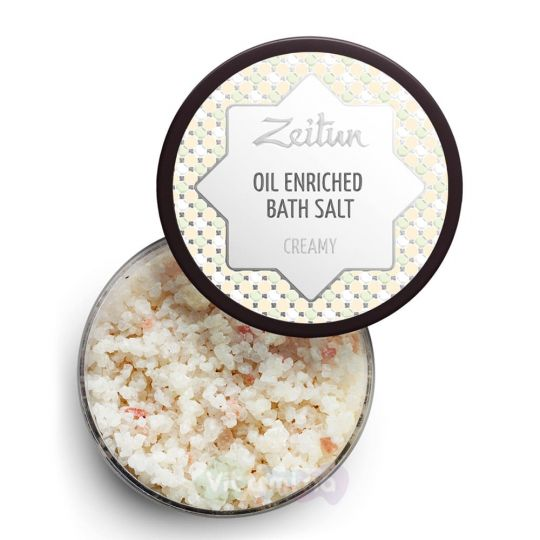 """Zeitun Аромасоль """"Сливочная"""", с гидрофильным маслом и козьим молоком"""