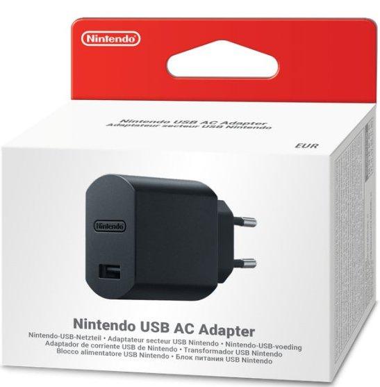Адаптер AC Nintendo Snes Mini &Switch Controller Original