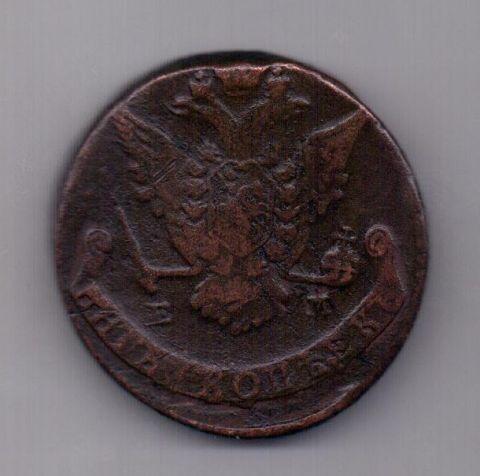 5 копеек 1774 года Редкий год