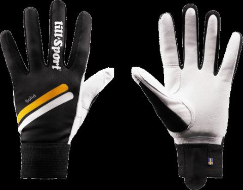 Перчатки лыжные Solid