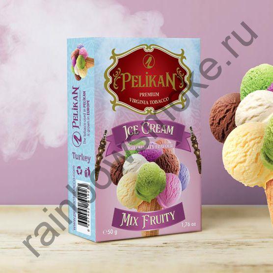 Pelikan 50 гр - Ice Cream Mix Fruity (Фруктовое Мороженое Микс)