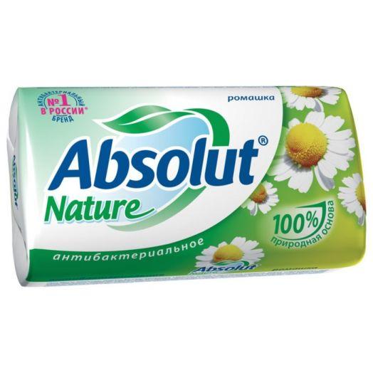 Мыло Абсолют 90г NATURE ромашка
