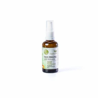 Пилинг с АНА-кислотами для жирной и проблемной кожи