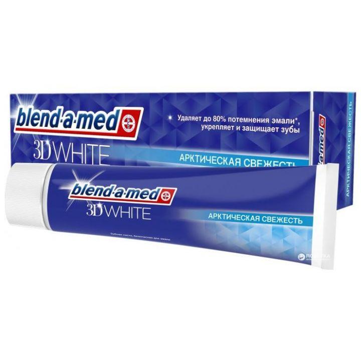 Зуб. паста Бленд-а-мед 100мл 3D White Арктическая свежесть *