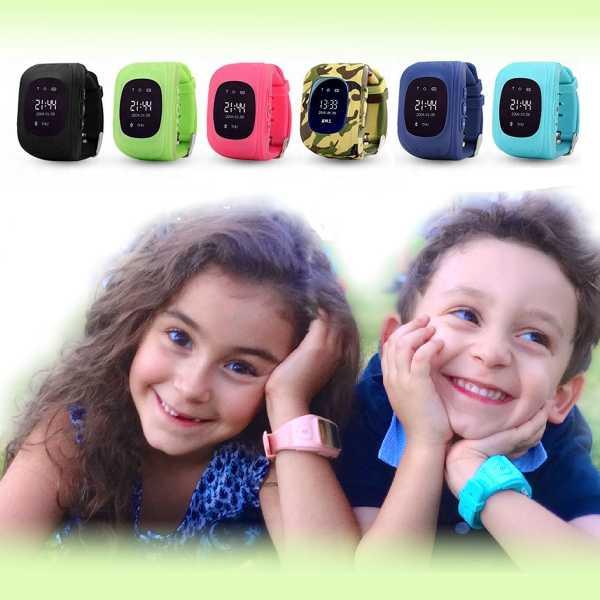 Умные детские часы Smart Baby Watch Q5