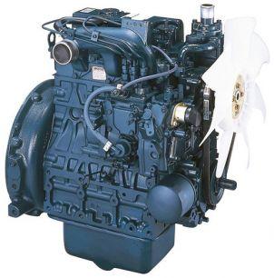 Дизельный двигатель Kubota D1503-M