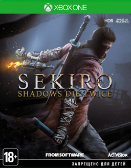 Игра Sekiro: Shadows Die Twice (Xbox One)