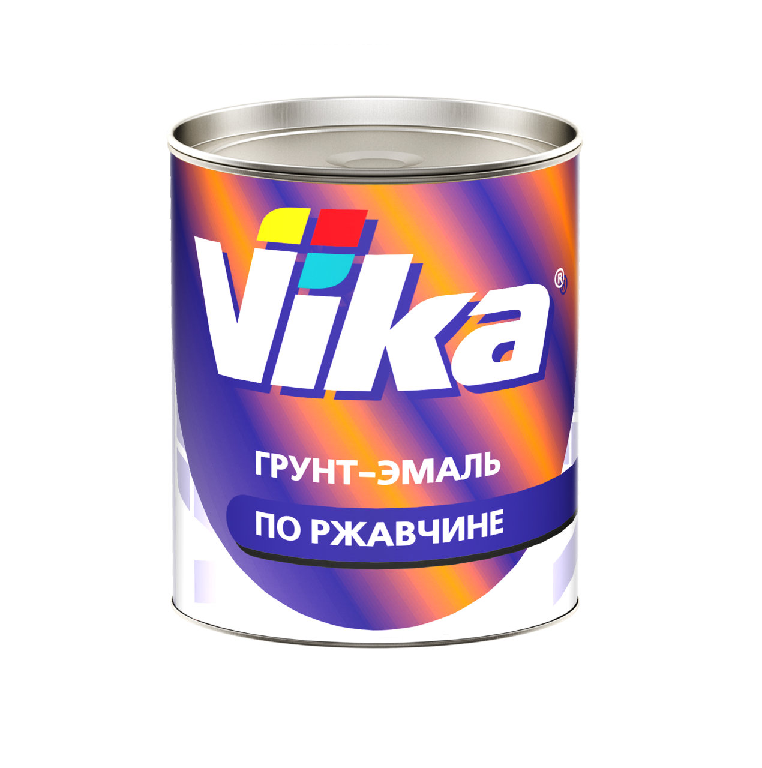 Vika (Вика) Грунт-эмаль RAL1003 сигнально-желтая, 900мл.