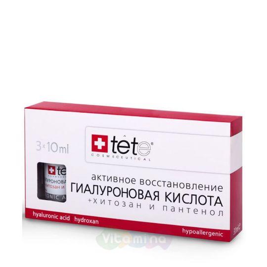 TETe Гиалуроновая кислота с хитозаном и пантенолом