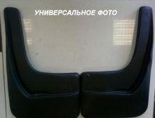 Брызговики передние, Unidec, полиуретан