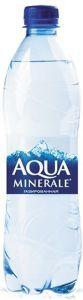 Вода газ. Аква Минерале 1.25 л