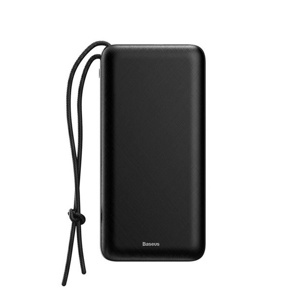 Внешний аккумулятор Baseus Mini Q  PD Quick Charger Power Bank 20000mAh Black