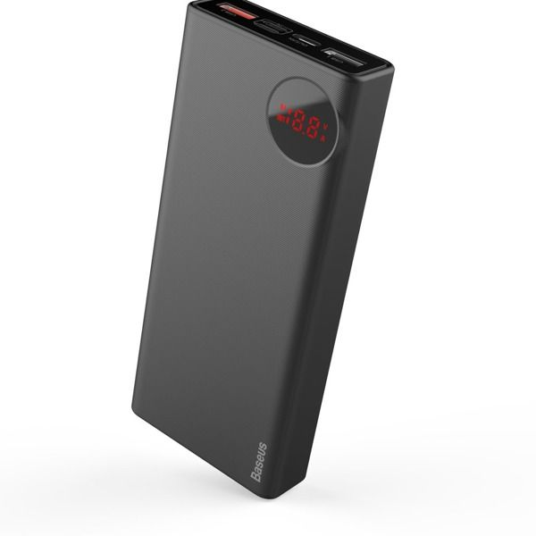 Внешний Аккумулятор Bright moon PD3.0 fast charge mobile power 20000mAh Черный