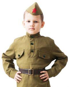 Костюм Солдат детский (рост 122-134)