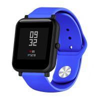Сменный ремешок для Умных часов  Amazfit Bip Smartwatch (Синий)