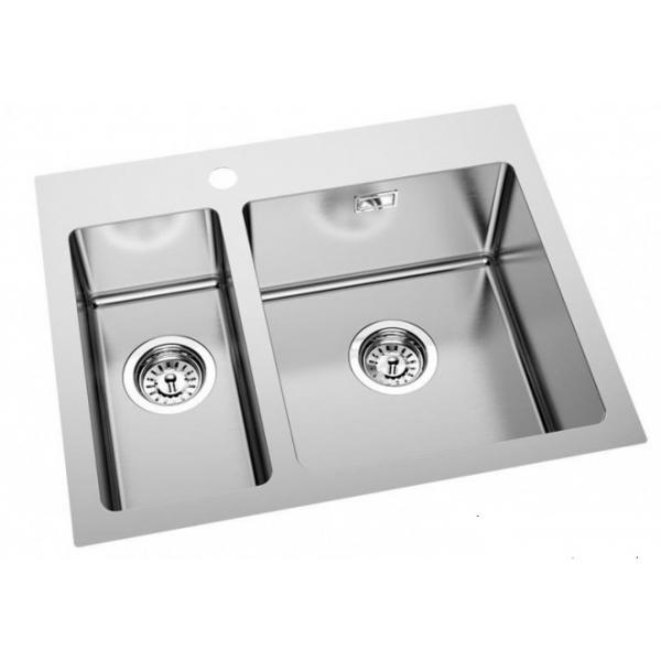 Врезная кухонная мойка Oulin OL-FTR202R