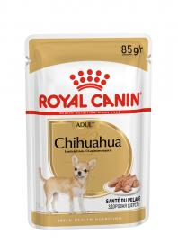 Роял канин Чихуа паштет (Chihuahua Adult) пауч 85г.
