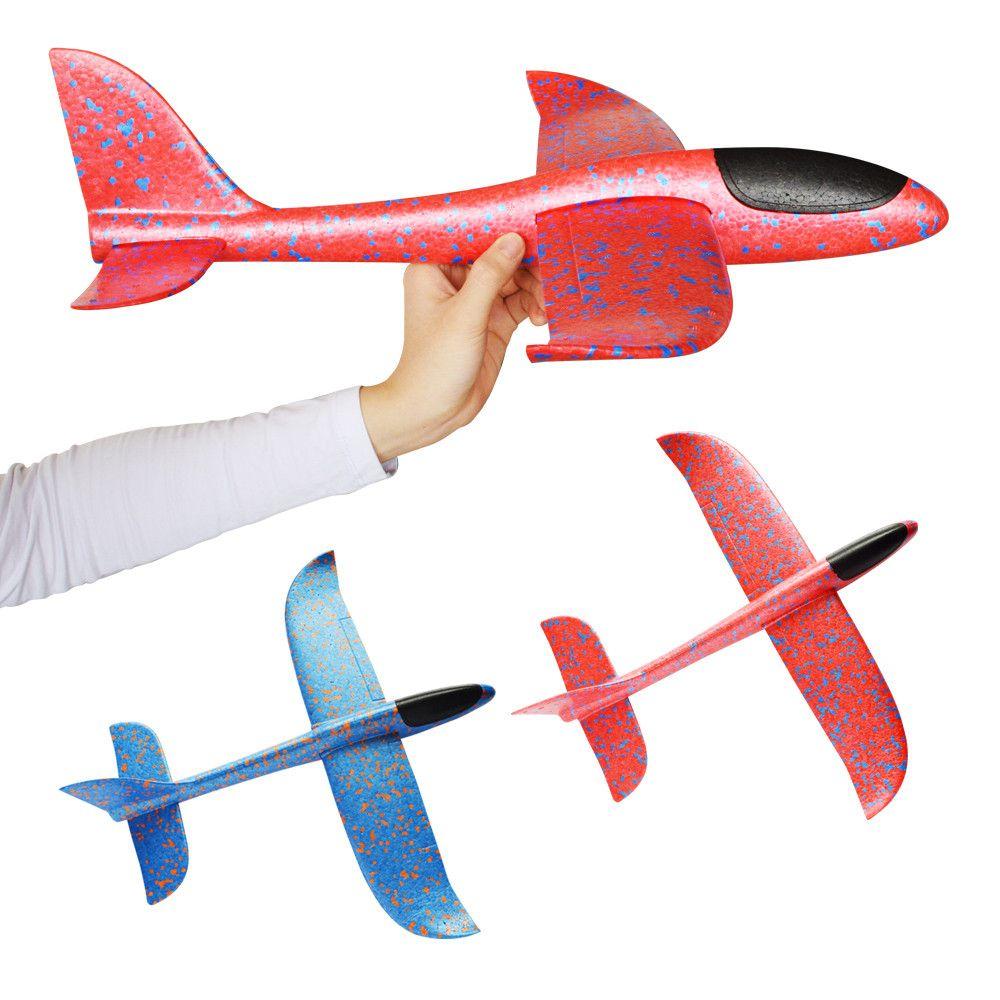 Самолет Планер 35 см в ассортименте