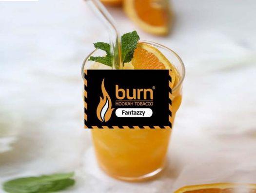Burn - Fantazzy (вкус легендарной газировки)