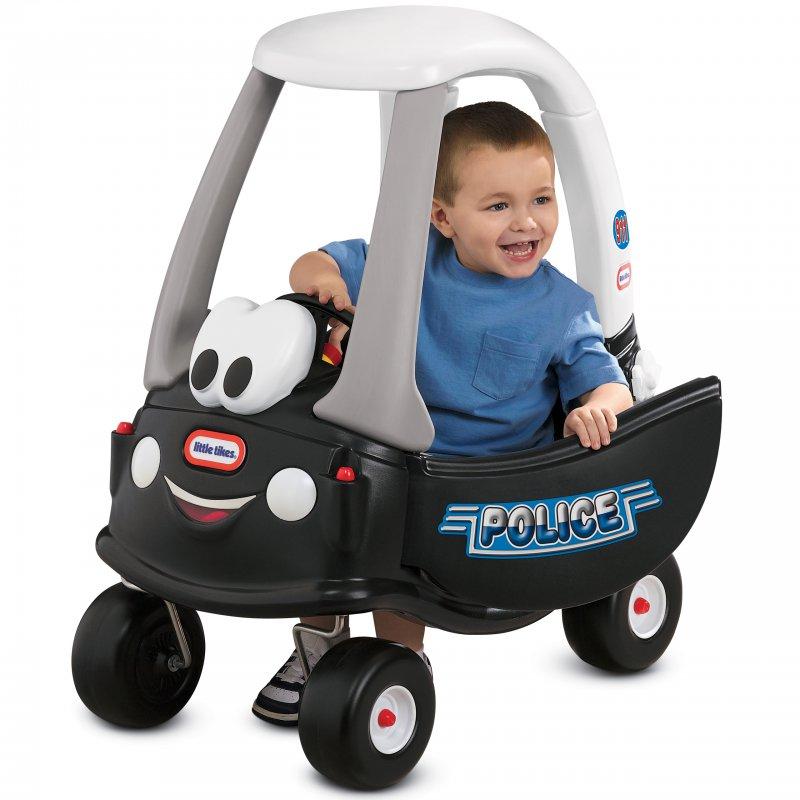 Машинка-каталка Полиция Little Tikes 615795