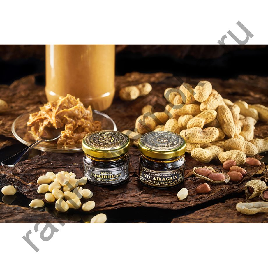 WTO N 20 гр - Peanut (Никарагуа Арахис)