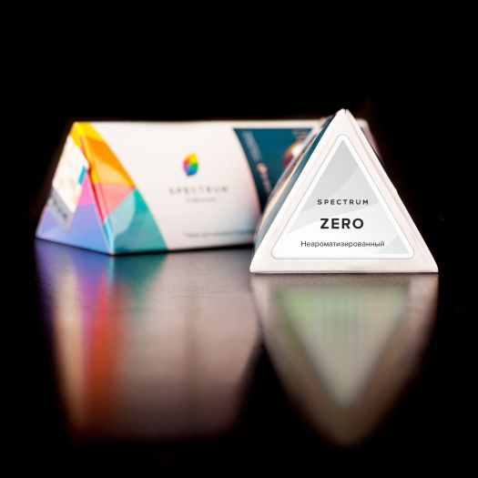 Табак для кальяна Spectrum Zero