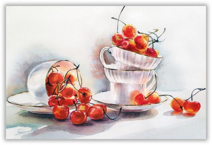 Cups&cherries