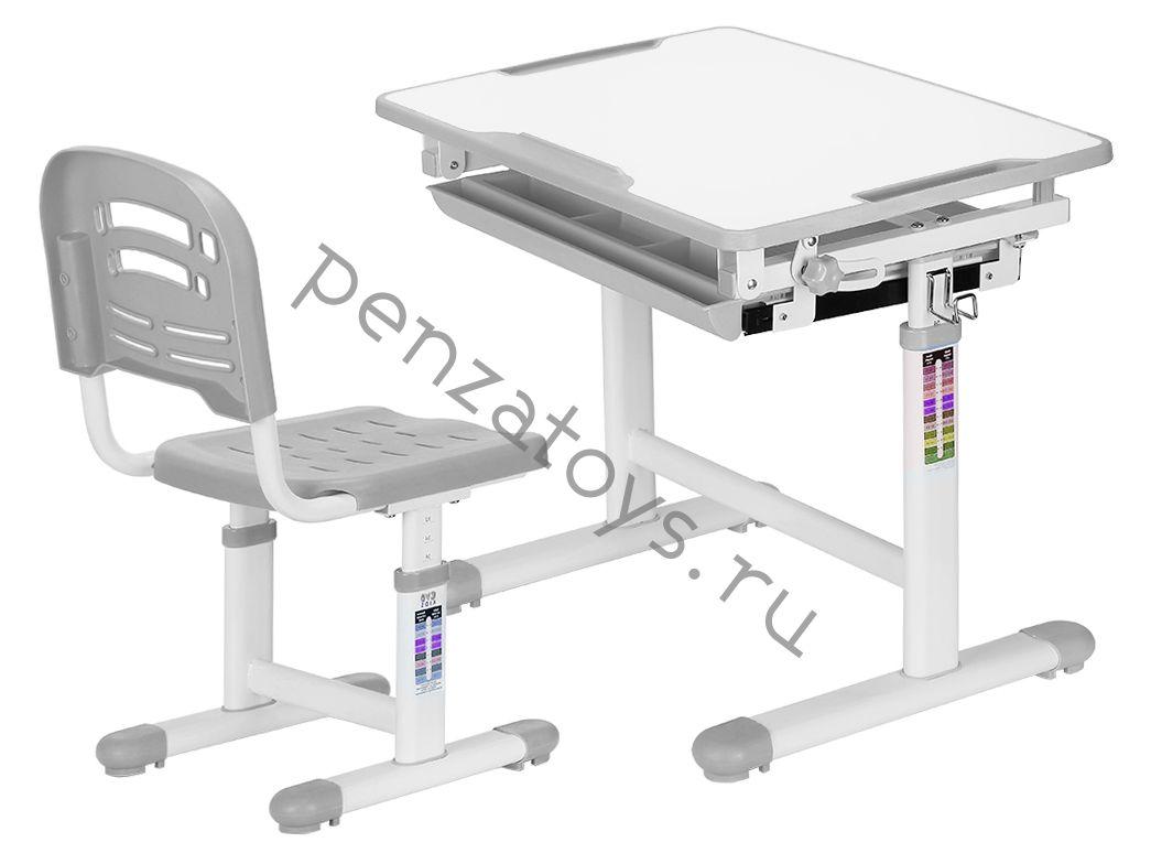Комплект Парта+стул Mealux EVO-06 с пеналом