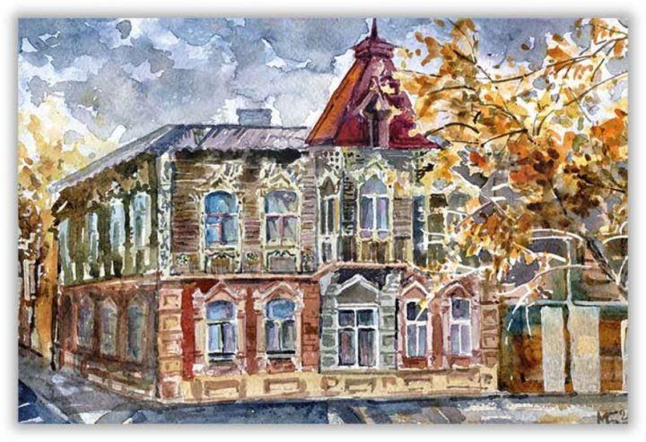 Дом Павла Турынцева