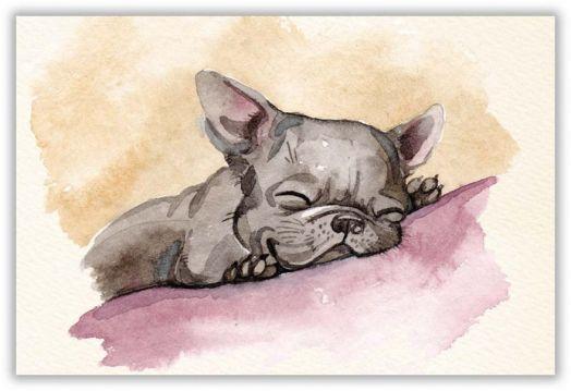 Улыбающийся во сне