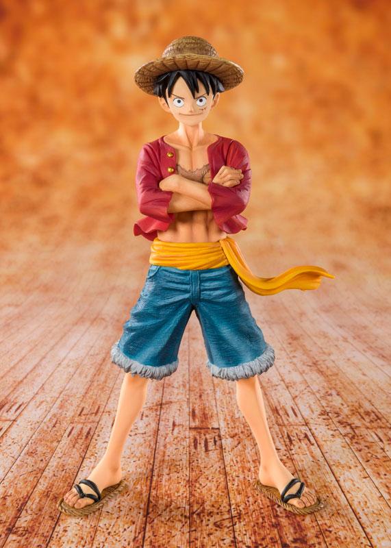 Аниме фигурка One Piece - Straw Hat Luffy Луффи