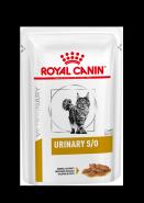 Royal Canin Urinary S/O (кусочки в соусе) 85г