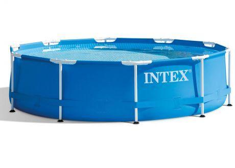 Каркасный бассейн Intex 28242 (457х122) с картриджным фильтром