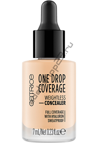 CATRICE - Консилер One Drop Coverage Weightless Concealer