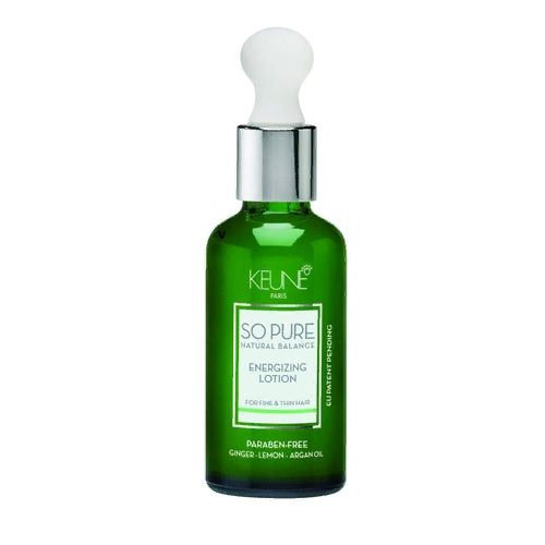 Keune So Pure Лосьон для роста волос Тонизирующий Energizing Lotion hairgrowth, 45 мл.
