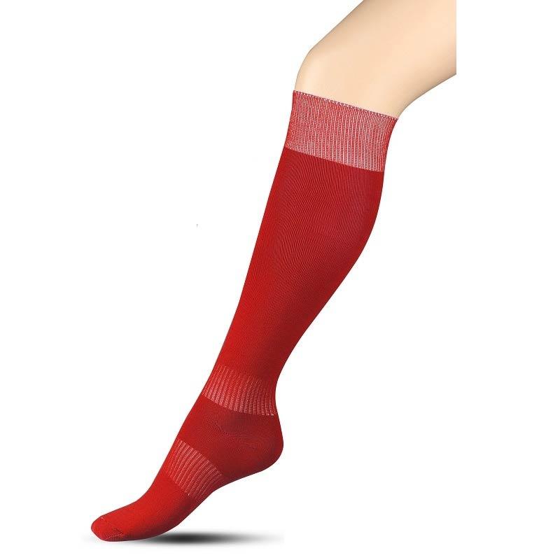 Гетры футбольные Sport 2 красные