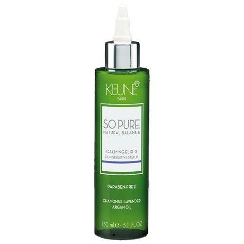 Keune So Pure Эликсир Успокаивающий Calming Elixir Miracle, 150 мл.