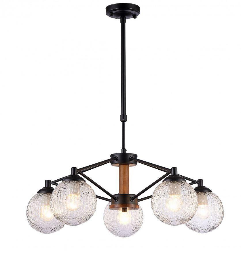 Светильник Rivoli  5016-205 Valery P5 BK