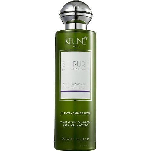 Keune So Pure Шампунь Восстанавливающий Recover Shampoo, 250 мл.