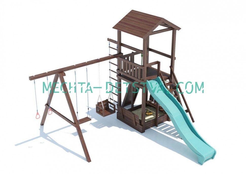 Детский игровой комплекс A 3.2