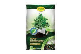"""Грунт для декоративно-лиственных растений и пальм """"Цветочное счастье"""" 5л Фаско"""