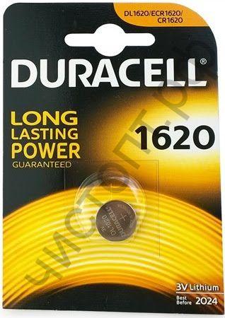 Duracell CR1620  1BL