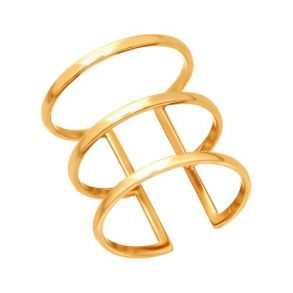 Кольцо из золота 015968 SOKOLOV