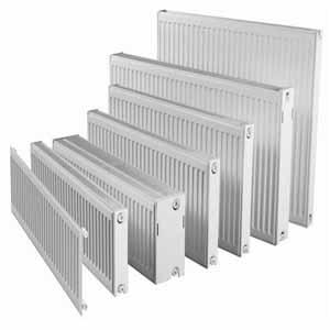 Радиатор панельный Kermi FKO 12/300/400 боковое