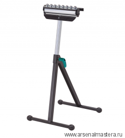 Опорный и роликовый штатив (рабочая высота 630-1000 мм) WOLFCRAFT 6102300
